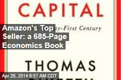 Amazon's Top Seller: a 685-Page Economics Book