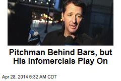With Pitchman Behind Bars, Infomercials Play On