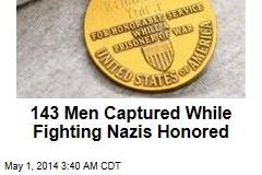 Airmen Shot Down by Nazis Finally Get POW Medals