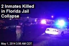 Florida Jail Gas Blast Kills 2, Injures 100