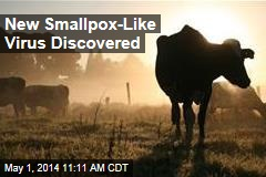 New Smallpox-Like Virus Discovered