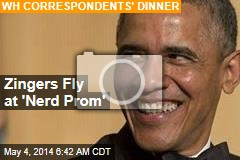 Zingers Fly at 'Nerd Prom'