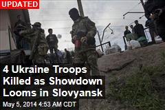 Major Battle Looms in Ukraine City