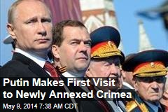 Russia Expands Show of Military Might