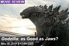 Godzilla : as Good as Jaws ?