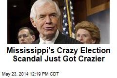Mississippi's Crazy Election Scandal Just Got Crazier