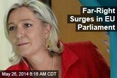 Far-Right Surges in EU Parliament