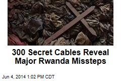 300 Secret Cables Reveal Major Rwanda Missteps