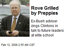 Rove Grilled by Preppies