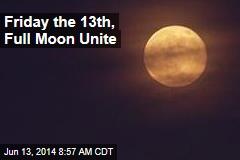Friday the 13th, Full Moon Unite