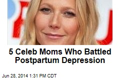 Celebrity postpartum depression stories teens