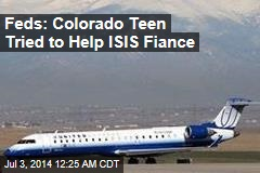 Colorado Teen Charged With Helping ISIS