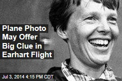 Plane Photo May Offer Big Clue in Earhart Flight