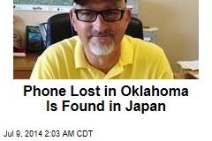 Farmer Drops Phone in Grain, Gets It Back From Japan