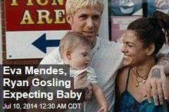 Eva Mendes, Ryan Gosling Expecting Baby