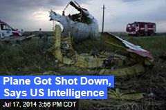 US: Yes, a Missile Brought Down Plane