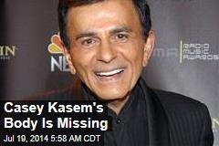 Casey Kasem's Body Is Missing