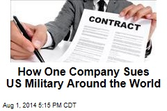 US Soldiers Worldwide Get Sued by This Company