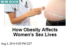 How Obesity Affects American Sex Lives