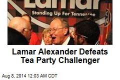 Tenn. Senator Defeats Tea Party Challenger