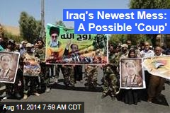Troops Deployed in Baghdad as Maliki Fights for Power