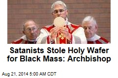 Archbishop Tries to Halt Black Mass in Oklahoma City