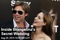 Inside Brangelina's Secret Wedding