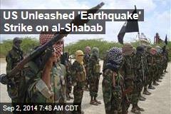 US Reveals Strike on Somalia Militants