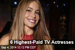 6 Highest-Paid TV Actresses