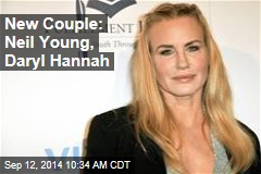 New Couple: Neil Young, Daryl Hannah