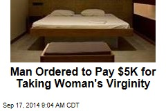 virginity Take a womans