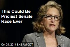 This Could Be Priciest Senate Race Ever