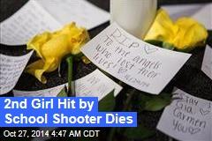 2nd Victim of Marysville School Shooter Dies