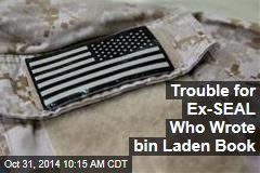 Trouble for Ex-SEAL Who Wrote bin Laden Book