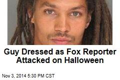 New 'Hot Mugshot Guy' Accused of Halloween Attack