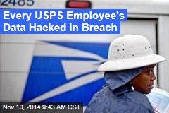 Every USPS Employee's Data Hacked in Breach