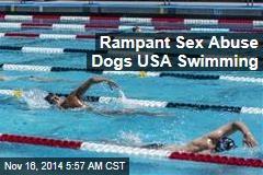 Widespread Sex Abuse Haunts USA Swimming