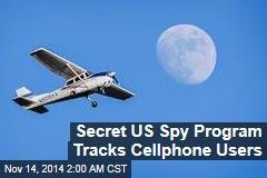 Secret US Spy Program Listens in on Cell Phones