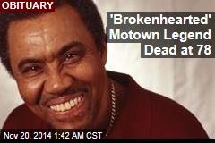 Motown Legend Jimmy Ruffin Dies