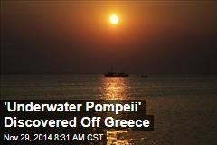 'Underwater Pompeii' Discovered Off Greece