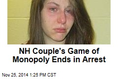 Couple's Game of Monopoly Ends in Assault and Arrest