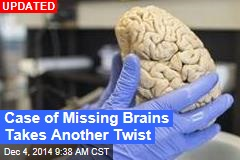 Texas Finds Its Missing Brains
