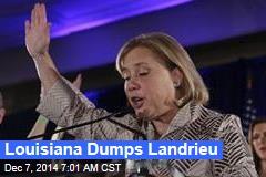 Louisiana Dumps Landrieu
