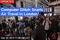 Computer Snafu Shuts Down London Airspace