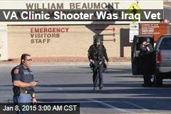 VA Clinic Shooter Was Iraq Vet