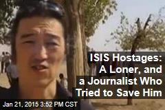 ISIS Hostages: A Loner, and a Journalist Who Tried to Save Him