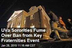 UVa Sororities Fume Over Ban from Key Fraternities Event
