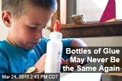 Bottles of Glue May Never Be the Same Again