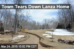 Adam Lanza Home Torn Down