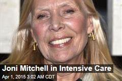 Joni Mitchell in Intensive Care
